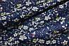 Ткань коттон цветочная поляна 2