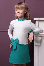 Трикотажные и повседневные платья для девочек