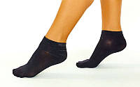Носки для танцев черные CO-6260-2. Распродажа!