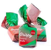 Конфеты шоколадны  Crispy Line фабрика Шоколадный Кутюрье