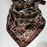 Платок женский шейный Dior