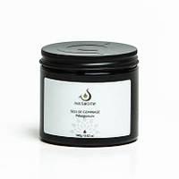 Соль морская для гоммажа с пеларгонией Nectarome, 300 г