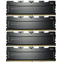 Модуль памяти для компьютера DDR4 32GB (4x8GB) 2400 MHz Black Kudos eXceleram (EKBLACK4322415AQ)