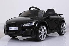 Детский электромобиль AUDI TT RS Черный