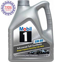 Масло MOBIL 1  5W-50 4L Моторное