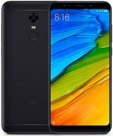"Xiaomi Redmi 5 Plus Black 4/64 Gb, 5.99"", Snapdragon 625, 3G, 4G"