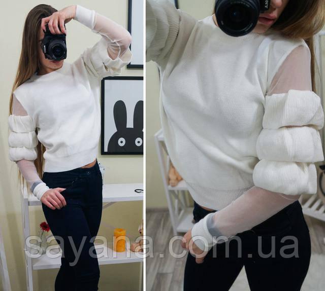 свитер оригинальный