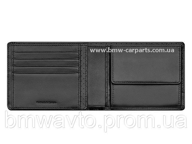 Кожаный кошелек Mercedes-Benz AMG Wallet, фото 2