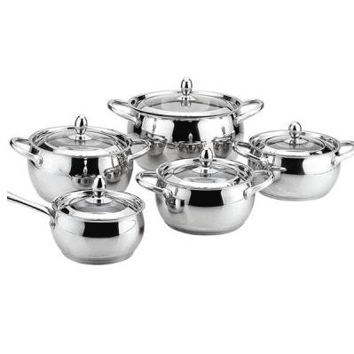 Набор посуды Maestro MR-3509 (10 предметов)