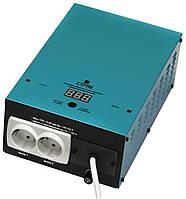 Стабилизатор напряжения Струм СтР-1000 (1 кВт) для Котла, холодильника, двигателей, фото 2