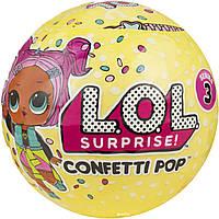 Лялька L.O.L. S3 Конфетті