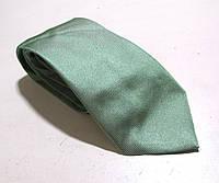 Галстук FLORIS DUETZ светло-зеленый, шелк, 8 см, Как Новый!