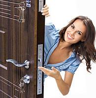 Выбираем входную дверь в квартиру без переплат