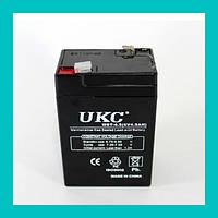 Аккумулятор BATTERY RB 640 6V 4A UKC!Акция