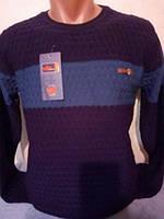 Джемпер, полувер, свитер мужской вязаный Vip Stones Турция