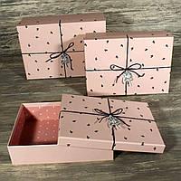 Подарочная коробка 1810404-65 (3 шт. в комплекте)