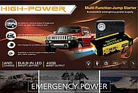 Зарядно-Пусковое устройство для автомобилей и гаджетов / Jump Starter POWER Bank