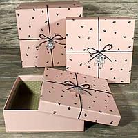 Подарочная коробка 1810404-63 (3 шт. в комплекте)