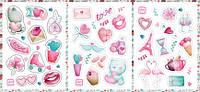 Набор романтических стикеров от Наталии Павлюк, фото 1