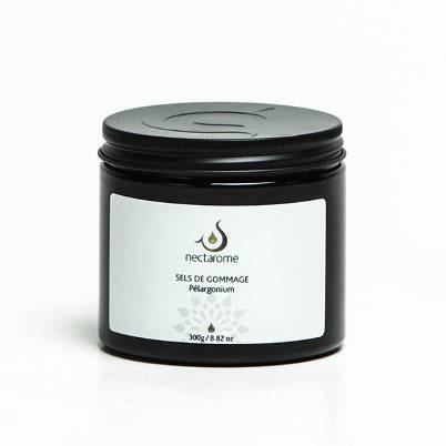 Соль морская для гоммажа с лавандой Nectarome, 300 г