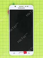 Дисплей Samsung Galaxy J7 2016 J710F с сенсором, TFT матрица Копия ААА Белый