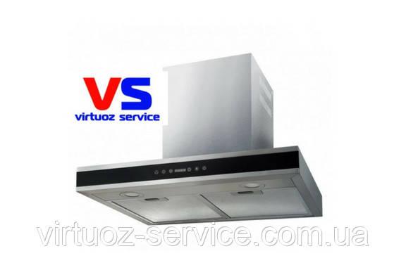 Вытяжка Ventolux FLAT 60 BK/X (1200)