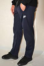 Спортивные штаны Nike - трикотаж-дайвинг(изнутри оченьмелкий флисовый начес), фото 3