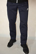 Спортивные штаны Nike - трикотаж-дайвинг(изнутри оченьмелкий флисовый начес), фото 2