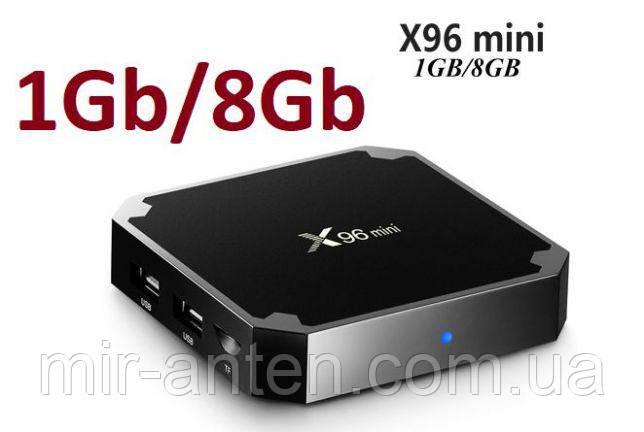 X96 mini Smart TV Box S905W 1GB/8GB Android 7.1.2