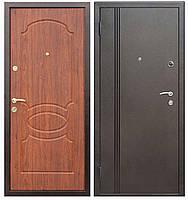 Двери входные Металл/мдф Меламин