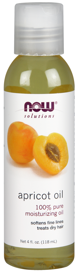 Now Apricot Kernel Oil 118 ml