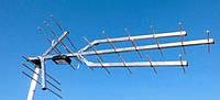 TV-антенна эфирная DVB-T/T2 DVB_64DRK (Drakon), 27 dBi, 250\300мм, 1.8 кг