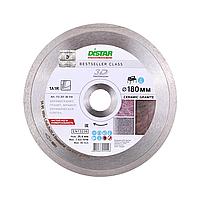 Алмазный диск Distar 1A1R 180 x 1,5 x 8,5 x 25,4 Bestseller Ceramic Granite 3D (11320138014)