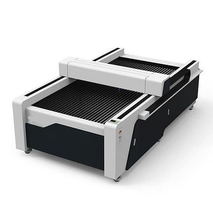 COMPACT B1325 130х250см. Планшетный CO2 лазерной станок резки и гравировки., фото 2