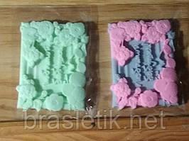 Натуральное мыло ЛЮБИМОЙ БАБУШКЕ, ручная работа, подарок на 8 марта.