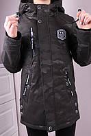 Куртка с наушниками на мальчиков BMZ822