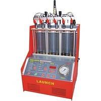 Ультразвуковая очистка форсунок, CNC-602A — тестирование до 6-ти форсунок одновременно, настольн