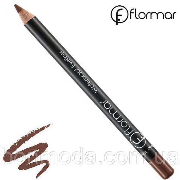 Flormar Водостойкий карандаш для глаз Waterproof Eyeliner № 105