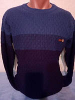 Полувер, свитер мужской вязаный, джемпер Vip Stones Турция