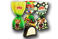 Шоколадные конфеты фабрики  АТАГ хохотушка Маша