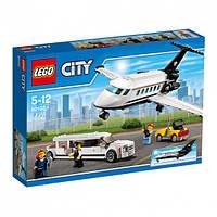 Конструктор LEGO City 60102 VIP-сервис в аэропорту