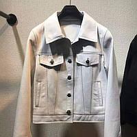 Женская куртка натуральная кожа