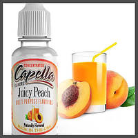 Ароматизатор Capella Juicy Peach