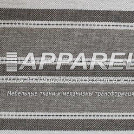 Рогожка Lumins stripe 21 ling grey, фото 2