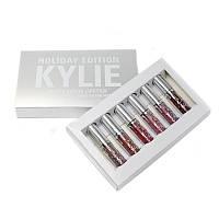 Набор жидких матовых помад 6 в 1 Kylie 8613 Limited Edition, фото 1