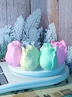 Подарочное мыло ТЮЛЬПАН, ручная работа, для любимых и близких