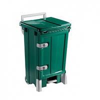 Контейнер для мусора с педалью 90л OPEN-UP Италия