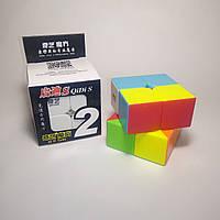 Кубик Рубика 2х2 MoFangGe QiDi S (QiYi), фото 1