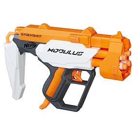 Бластер пистолет NERF Modulus StockShot C0391