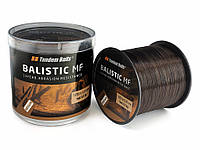 Леска Tandem Baits Balistic MF 1200 m 0,30mm Dark brown